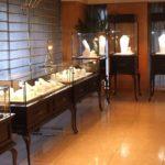 珠寶展示櫃租借
