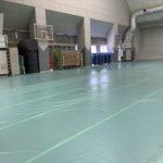 地板保護墊設置、撤收